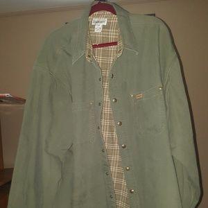 New Carhartt coat